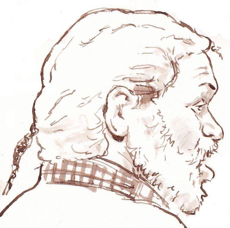 Siegfried S. Beeld Aloys Oosterwijk/ANP