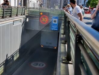 Bolivartunnel, Van Eycktunnel en Gasthuistunnel vannacht gesloten voor onderhoudswerken