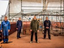 Ruim 160 jaar oud familiebedrijf bouwt in Krimpen aan peperdure 'varende lamborghini's'