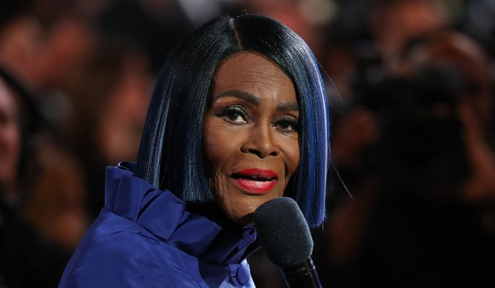 Actrice Cicely Tyson.