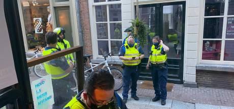 Ruim 200 mensen in Den Bosch beboet vanwege avondklok: helft daarvan in het centrum