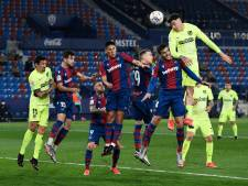 Voorsprong Atlético slinkt na nieuw puntenverlies
