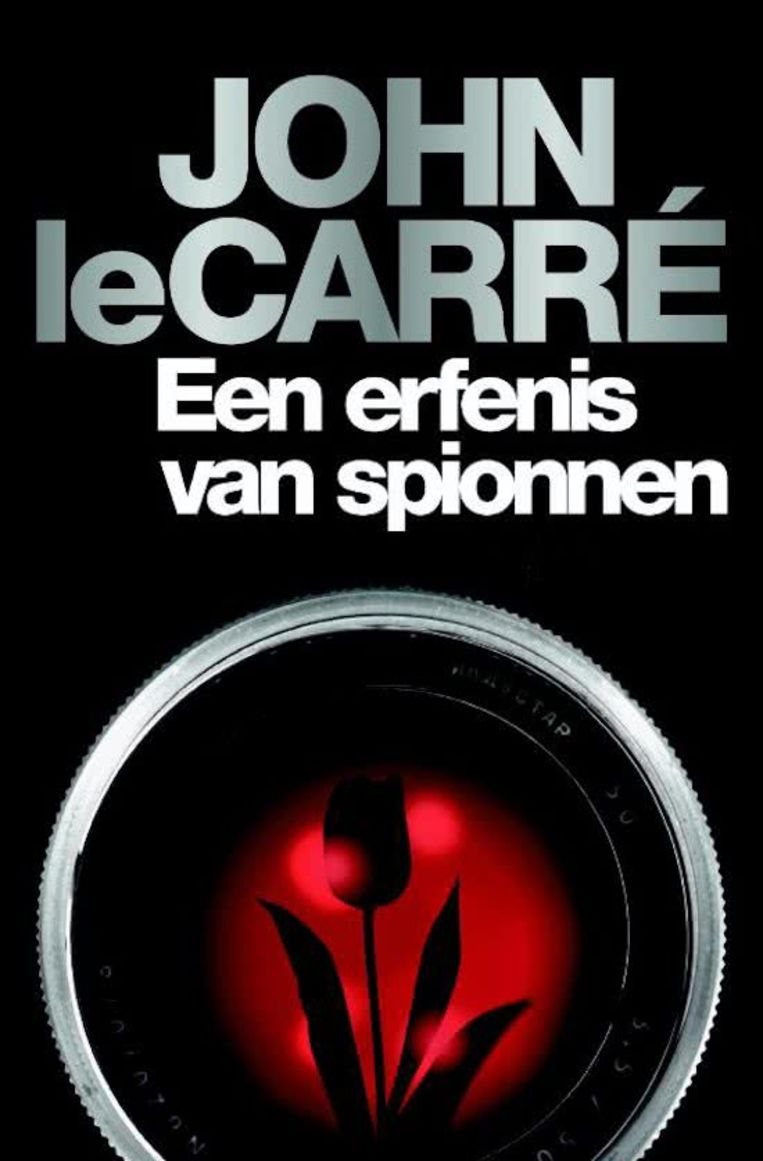 John le Carré Erfenis van spionnen Beeld rv