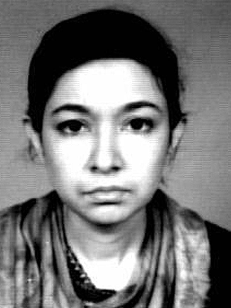 De 37-jarige Aafia Siddiqui. Foto AP Beeld
