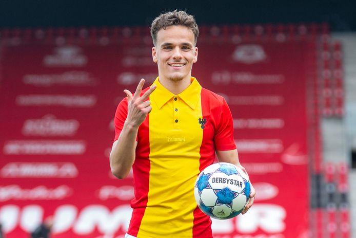 Bradly van Hoeven