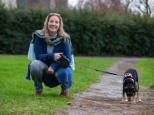 Als een pitbull waakt Susan over de dieren in Flevoland