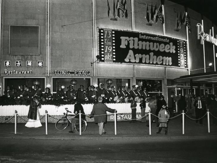 Megabioscoop bij station was de doodsteek voor het Rembrandt Theater