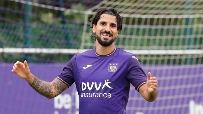 Refaelov en Hoedt debuteren bij Anderlecht met gelijkspel in oefenmatch tegen STVV