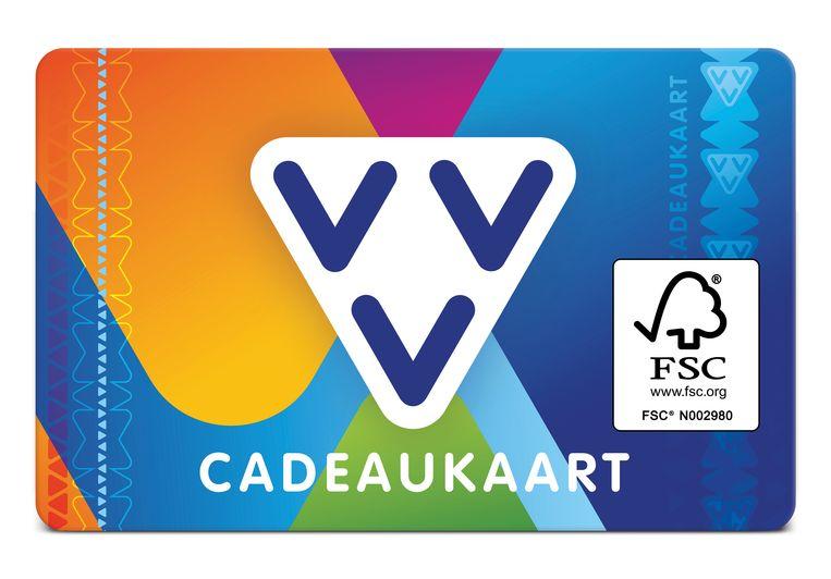 Een VVV-bon kan voortaan online voor maximaal 50 euro per aankoop worden ingezet. Beeld