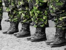 Militairen Oirschot ingezet als boa's in Limburg