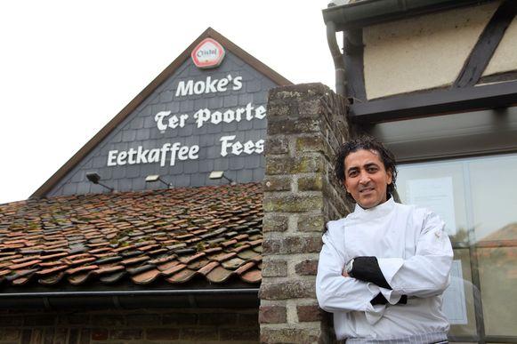Kok Moke Karmaoui in zijn periode bij Ter Poorte.