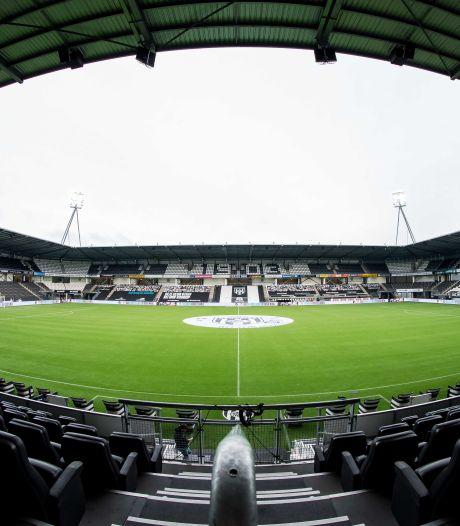 Wedstrijd van GA Eagles tegen Telstar gaat zaterdag vervroegd door in stadion Heracles