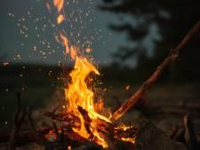 Urk verbiedt kampvuurtjes op dijken