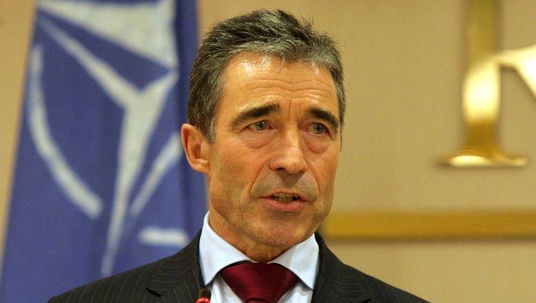 Anders Fogh Rasmussen. Beeld epa