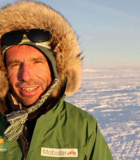 Bekende Belgische poolreiziger (58) overlijdt na val in gletsjerspleet op Groenland