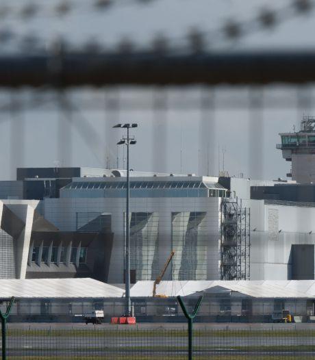 Toujours pas de reprise à Brussels Airport