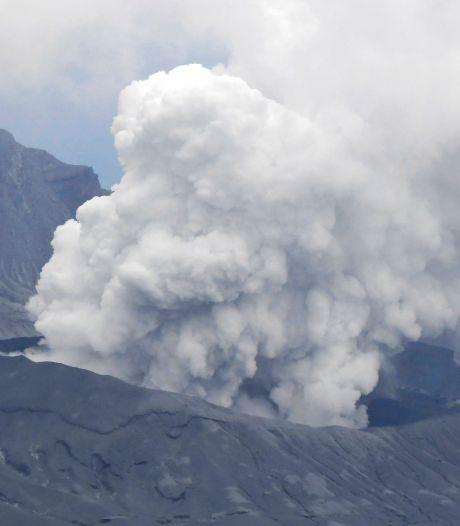 Le volcan Aso est entré en éruption