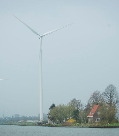 Eneco vindt gehoor bij de rechter: gaan windmolens in Houten op volle toeren draaien?