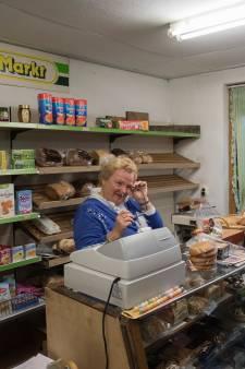 Na 71 jaar stopt Rombout er mee; ze was er altijd voor Erichem, maar het dorp was er ook voor haar