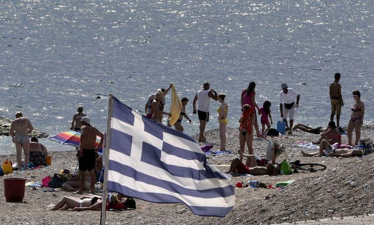 Banken in Griekenland dicht, toeristen minder getroffen