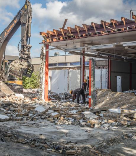Sloop postkantoor Nuenen begonnen