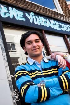 Sem (17) is vier keer blijven zitten, nu heeft hij een super-succesvol modebedrijf met vijftig man personeel