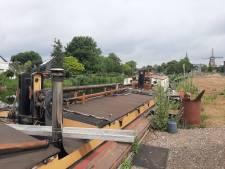 Burgemeester doet aangifte van bedreiging door schipper die niet meer in Oude IJssel mag liggen met 'Tatanka'