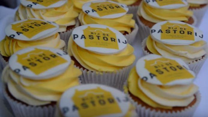 Opening restaurant De Pastorij in Hoogerheide.