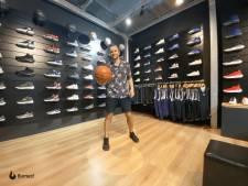 Basketbalwinkel Burned Sports maakt doorstart na faillissement: 'Tijd voor een frisse start'