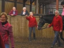 Eindelijk weer paardrijden voor gehandicapten: 'Sommigen belden huilend op dat ze rijles wilden'