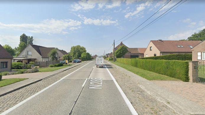 De Steenweg Asse in Herne.