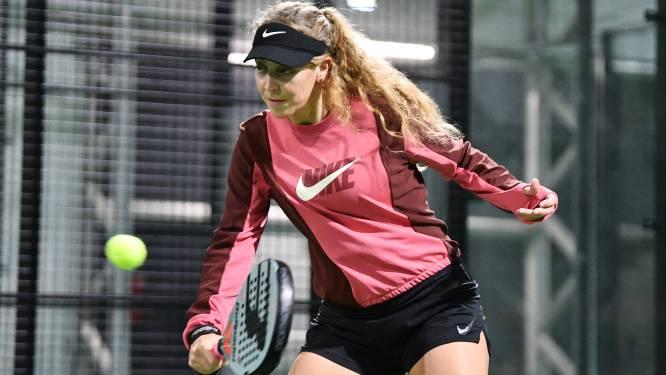 """Astrid Dierckx naar WK padel in Qatar: """"Ik begin altijd met enthousiasme aan een nieuwe sport"""""""