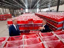 'Corona haalt toekomst 5 jaar naar ons toe', zegt Picnic-topman Michiel Muller op nieuwe locatie in  Apeldoorn