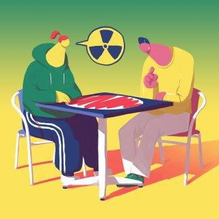 Kernenergie? Kansenongelijkheid? Basisbeurs? Ga erover in gesprek