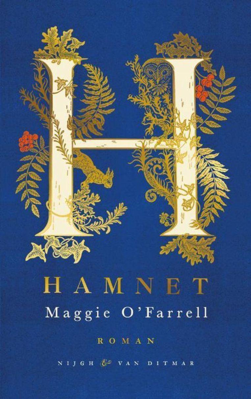 Maggie O'Farrell, 'Hamnet', Nijgh & Van Ditmar, 398 p., 21,99 euro. Vertaald door Lidwien Biekmann. Beeld RV