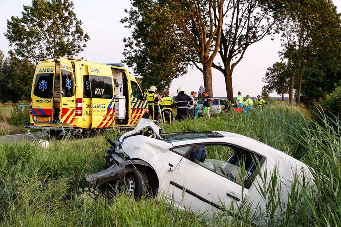 Ongeluk Werkendam
