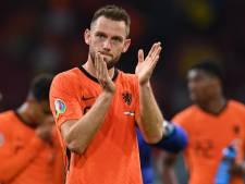 De Vrij ziet ruimte voor verbetering bij Oranje: 'Twee tegendoelpunten wel een smetje'