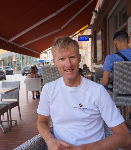 Een Tourheld werd hij niet, maar nu verslaat Remmert Wielinga (42) menig profrenner op Strava