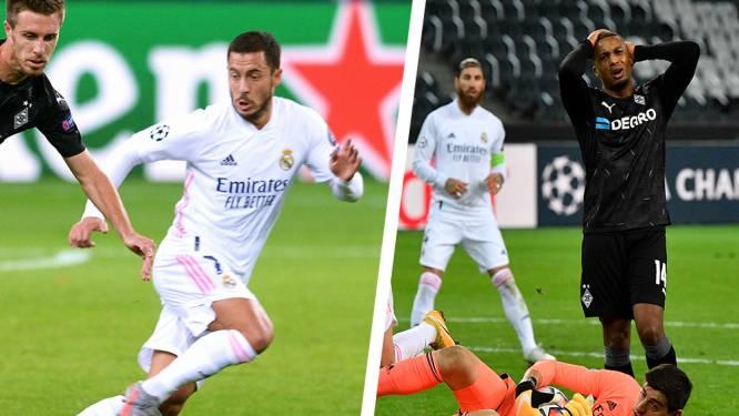 """Spaanse sportkranten loven Courtois weer, Hazard meteen onder het vergrootglas: """"Zijn bijdrage bleek onbestaand"""""""