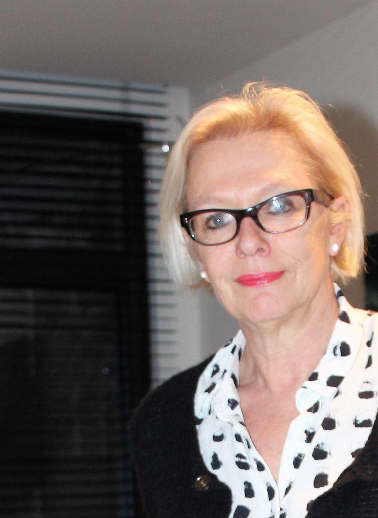 Ria Van Den Heuvel, voorzitter van Familieplatform Geestelijke Gezondheid en directeur van het kennis- en expertisecentrum over ADHD ZitStil. Beeld Ria Van Den Heuvel.