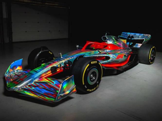 Formule 1-wagens ondergaan in 2022 flinke metamorfose om races spannender te maken