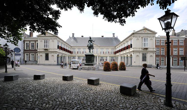 Het Koninklijk Paleis Noordeinde in Den Haag. Beeld anp