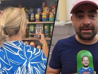 """Kat Kerkhofs doet opmerkelijke vondst op Russische markt: """"Da's mijn echtgenoot!"""""""