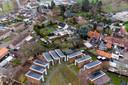 AARLE-RIXTEL, Project De Hopman in Aarle-Rixtel leverde in eerste instantie bezwaren op bij omwonenden.  De plannen zijn daar op aangepast, zo kwamen er minder tiny houses dan ze aanvankelijk wilden.