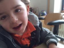 Steun voor zieke Jasper (3): Leuk en hartverscheurend