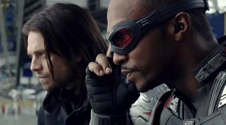'Falcon And The Winter Soldier' Beeld Marvel