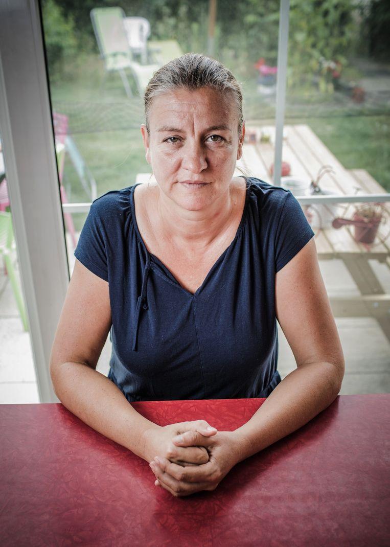Saskia Van Nieuwenhove: 'Dit is een beschadigingsoperatie van enkele ex-bestuursleden die zelf een opvanginitiatief willen opstarten.' Beeld Wannes Nimmegeers