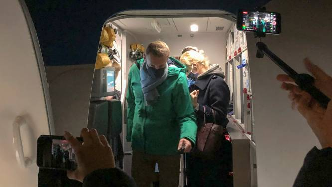 Kremlincriticus Navalny meteen opgepakt bij terugkeer in Rusland, EU-landen eisen maatregelen tegen Moskou