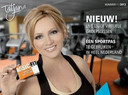 Sportschool Basic-Fit strikte Tatjana Simic voor tv-spotjes.