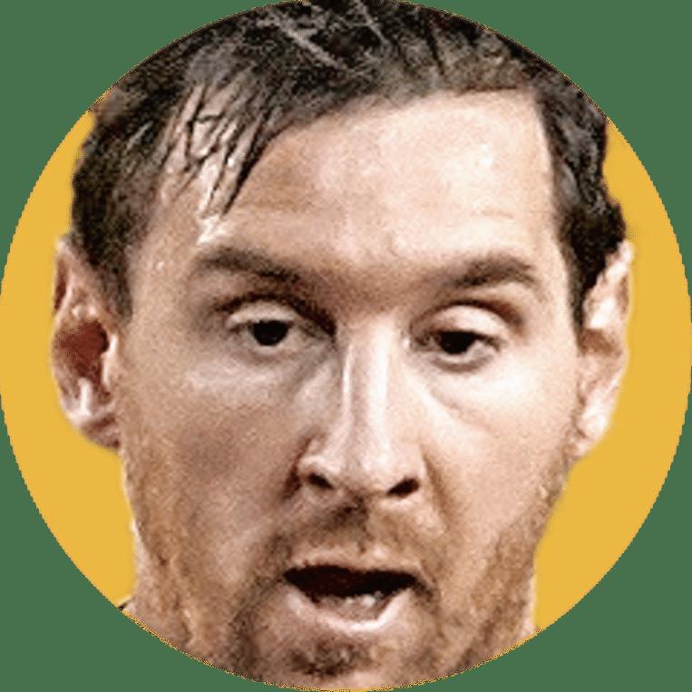 Lionel Messi. Beeld DM